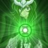 aeolos_sakya: Shun is a Green Lantern (Shun, Saint Seiya, Green Lantern)