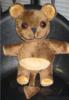 nugatorytm: Deddy is a great comfort to Toki (Deddybear)