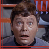 kjbrasda: McCoy is shocked (!!!, shocked, McCoy)