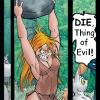 kjbrasda: die thing of evil! Girl Genius (die)