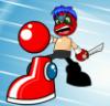 nugatorytm: Strong Bad's Japanese avatar (Stinkoman)