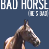 thokstar: Bad Horse (Bad Horse)