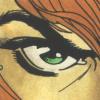 joysweeper: A shot of an angry green eye. (Angry Mara Jade)