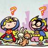 hero_of_lallor: (supergirl/batgirl)