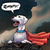christianconnor: from All Star Superman (Krypto)