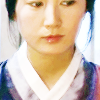 amihan: extreme close-up of im jeung eun as heo yoon yi in 'joseon x-files', eyes looking towards her left ([joseon x-files] yoon-yi)