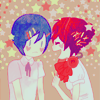 ext_187056: Minato and Hamuko with hairclips! (pic#3663544)