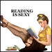 lerah99: Sexy bookworm (Reading is sexy)