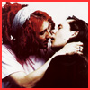 derridian: Clint Mansell of Pop Will Eat Itself and Miles Hunt from Wonderstuff kissing (my boys!)