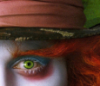 opakele: (Mad Hatter Johnny Depp)