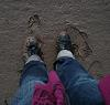 teej: (feet)
