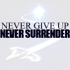 charamei: Never give up, never surrender (Galaxy Quest: Never surrender)
