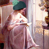 wickedwords: Curl up with a good story this winter (reading winter hat)