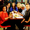 dubious: The Greendale Seven (Cafeteria [Community])