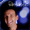 "xnera: The Ninth Doctor says, ""Fantastic!"" (fantastic!)"