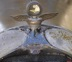 ext_46142: Duesenberg logo (wings) hood ornament (1920)
