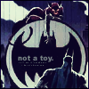 visionafar: batcat - not a toy (Default)