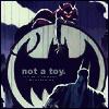 visionafar: batcat - not a toy (pic#367541)