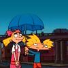sundering: [Hey Arnold!] (Little April Showers)