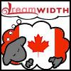 groovekittie: DreamWidth Sheep in Maple (DW - Canadian Sheep)