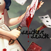 ashes_and_ghosts: (Alice in wonderland-Snicker snack)