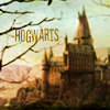 hp_fanworks: A movie-still of the Hogwarts castle. (Hogwarts)