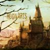 hp_fanworks: A movie-still of the Hogwarts castle. (Hogwarts) (Default)