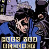 pepperspray101: Cass Cain helping Nightwing (F U Beechen)