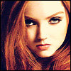 angryoldhag: Portrait of model Lily Cole (bitchplz)