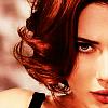 kabal42: A headshot of Scarlett Johannsen (Comics - Avengers - Black Widow)