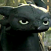gabzillaz: (Not impressed Toothless)