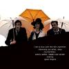 pollyrepeat: bloom brothers (umbrella)