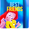 iamfangirl: (Little Mermaid - Ariel/Flounder best of)