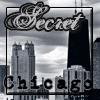 brigid: B&W photo of Chicago skyscrapers against a broody sky (secret_chicago)