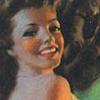 fadeinthewash: vintage pin-up art (pinup dive)