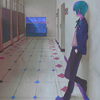evokingfool: (Leaning - In the hallway)