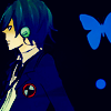 evokingfool: (Fool - Blue butterfly)