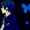 evokingfool: (Fool - Blue butterfly)