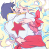 notyourleo: (Gurren Lagann - Simon and Nia) (Default)