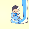 glitterandlube: so.cute.very.small.jaime (Tiny Tiny Jaime)