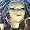 fallen_stage: Kuja smiling and looking upward and to the right ('Tis purchased by the weight)
