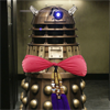 vicemage: A Dalek from Doctor Who, wearing a bikini top (Dalek)