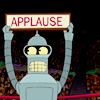 queendork56: (futurama//applause)