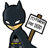perletwo: His parents are dead. (Batman - parents are dead)