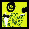 riddleme: a silhouette of the Riddler (?)
