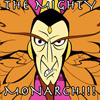 sherkahn: Monarch from the Venture Brothers (The Monarch)