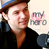 westlifefan: (Michael Johns - My Hero)