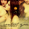 """strina: john waterhouse painting of nymphs cropped caption """"gods cannot control you"""" (art - gods cannot)"""