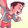 bluejaybirdie: Chibi!Supes is excited (squee chibi!supes)