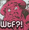 bluejaybirdie: Harvery Bullock WTF face (wtf?!)